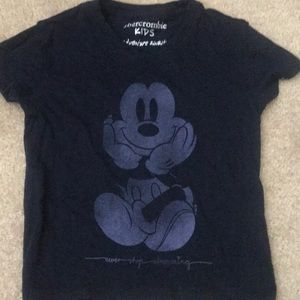 abercrombie kids Shirts & Tops - Abercrombie kids Mickey T-shirt